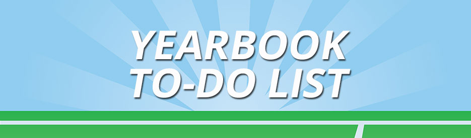 yearbook-to-do-list
